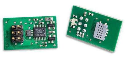 C5 Miniature integrated sensor board