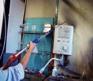 Kitagawa Gas Detector Tube System - Easy to use
